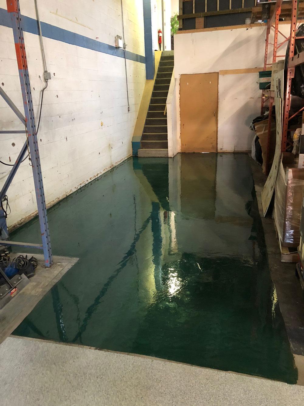 Epoxy Flooring Winnipeg Everline Coatings