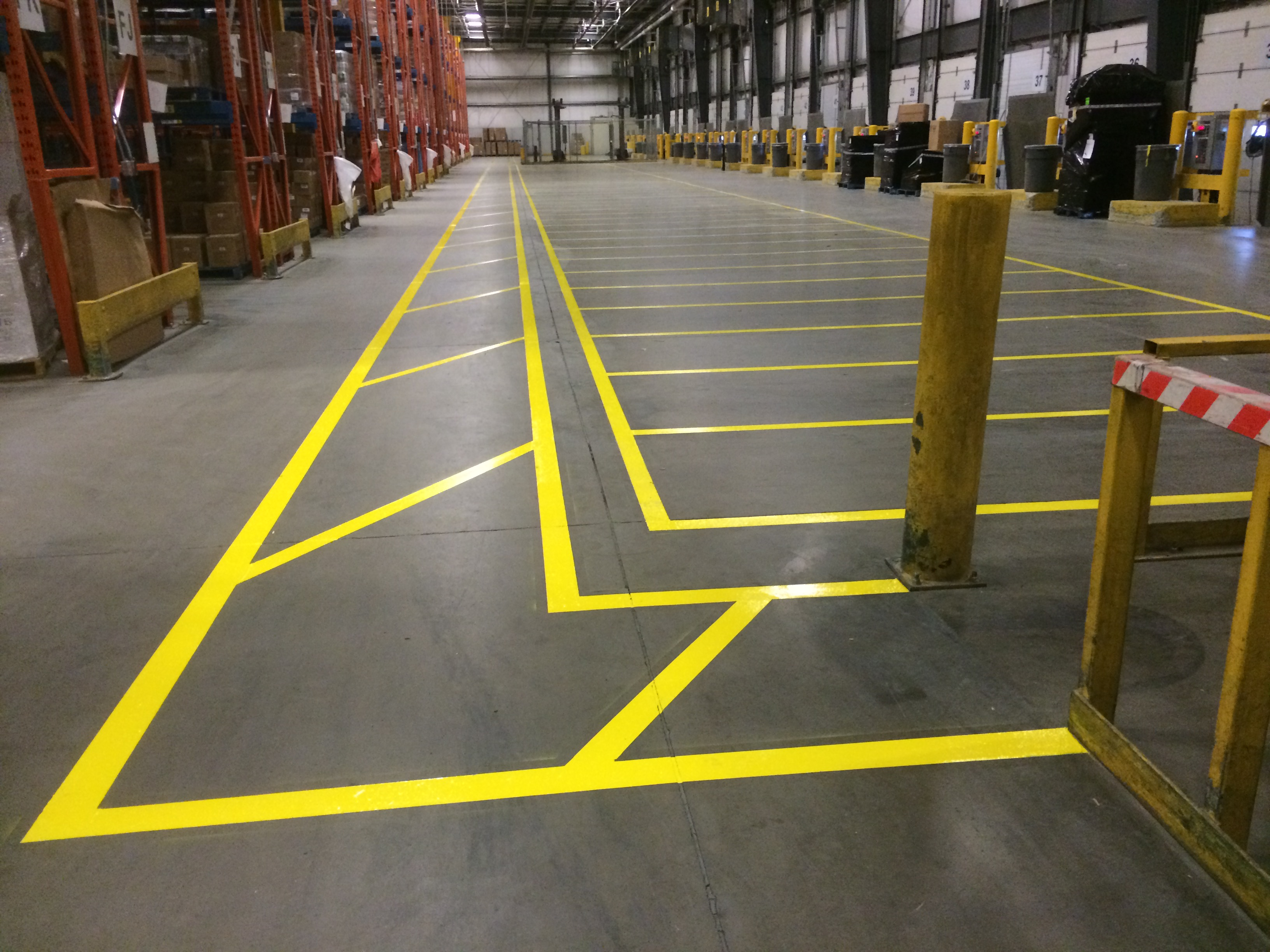 . Interior Line Painting Vancouver   EverLine Coatings