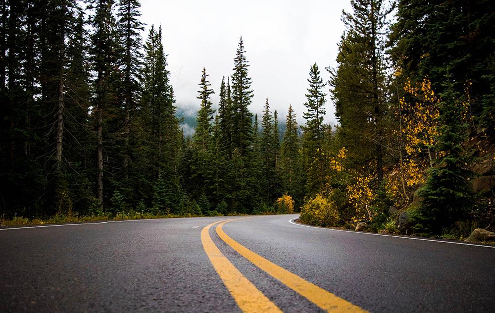 Road Markings Alberta