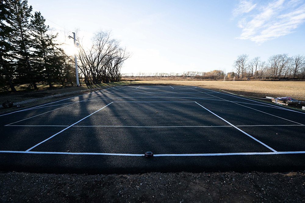 Court Line Painting
