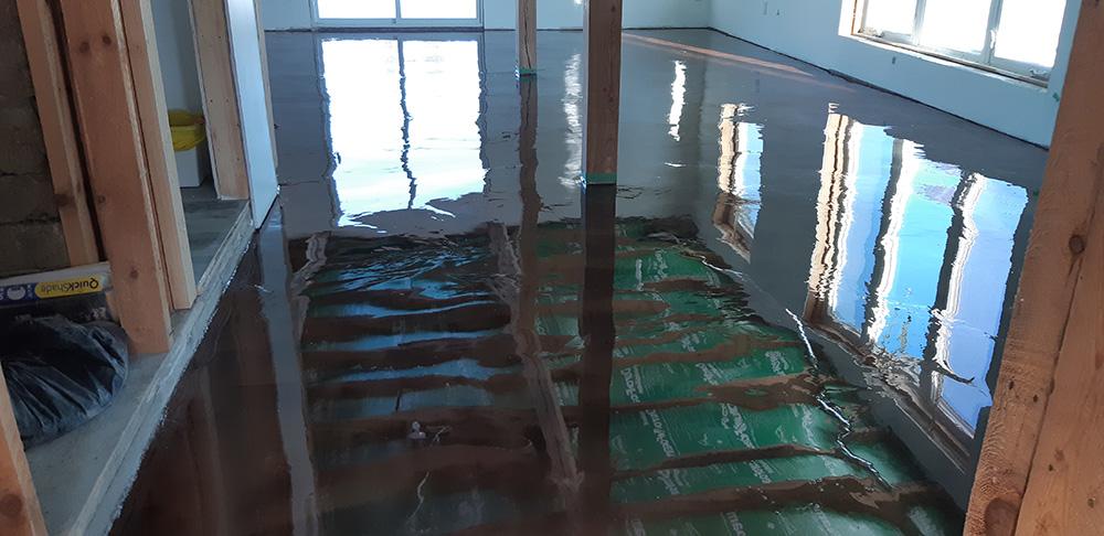Epoxy Flooring Sudbury