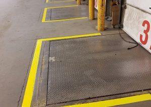 Interior Line Painting Project Edmonton
