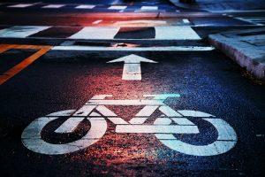 Bike lane safety stats