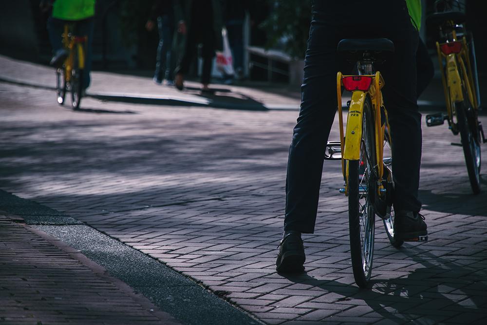 Bike lane traffic stats