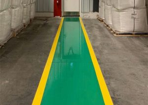 Epoxy Coating Project Winnipeg