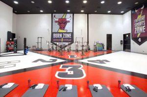 Gym Epoxy Flooring Coating