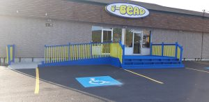 iBead Front Entrance Upgrade