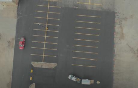 Parking Lot Layout Saskatoon