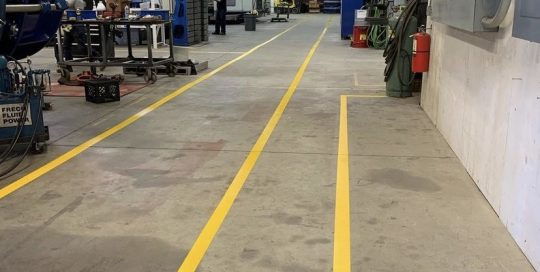 Factory Safety Lines