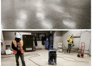 Epoxy Flooring Sudbury
