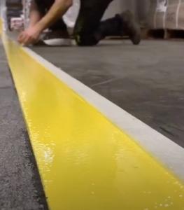 Interior Line Painting Winnipeg
