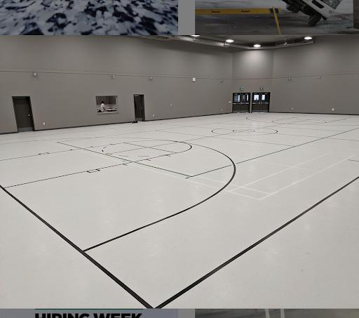 Basketball Court Saskatoon