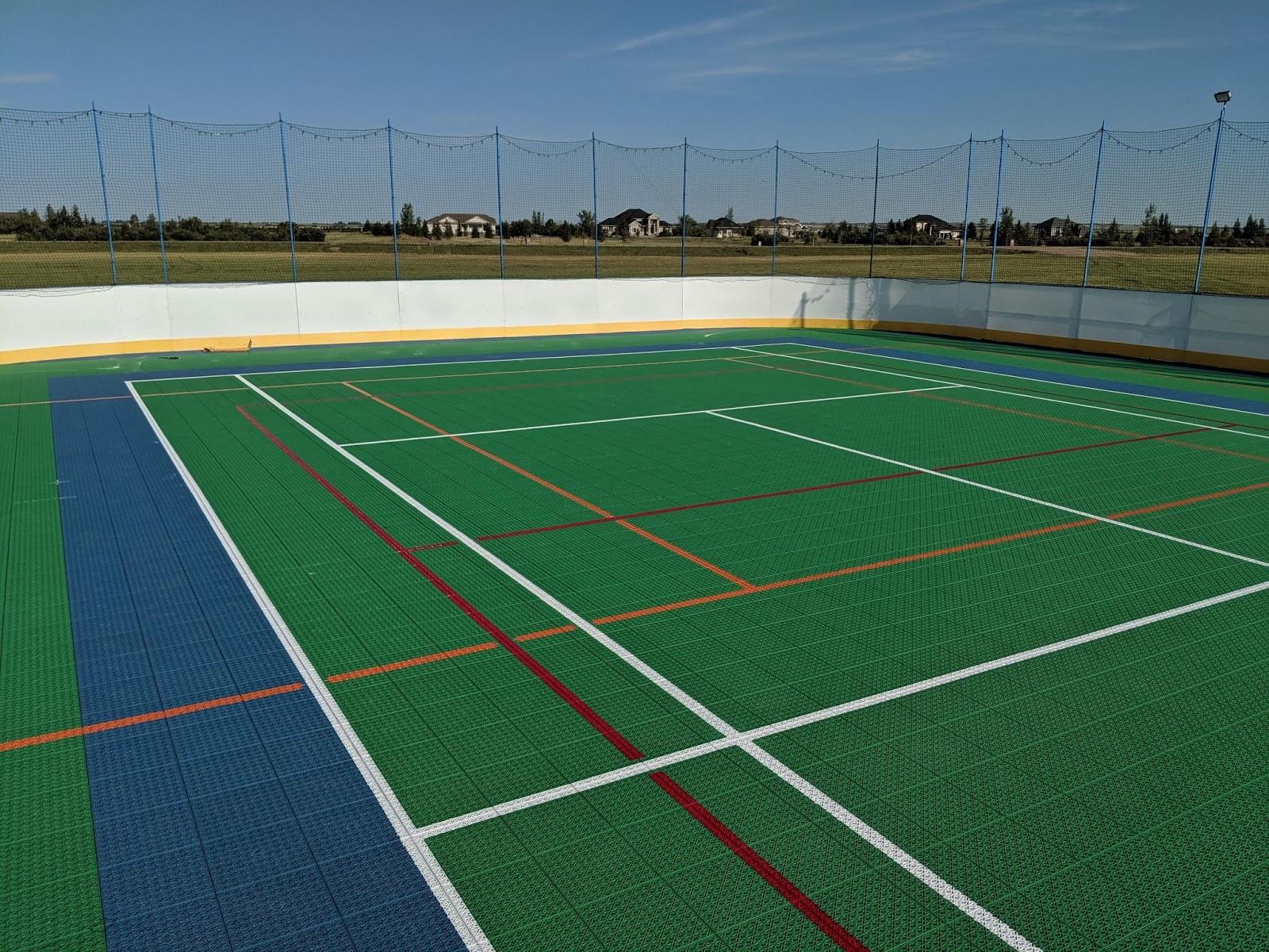Sports Court Saskatoon
