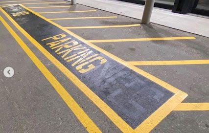 Line Painting Winnipeg