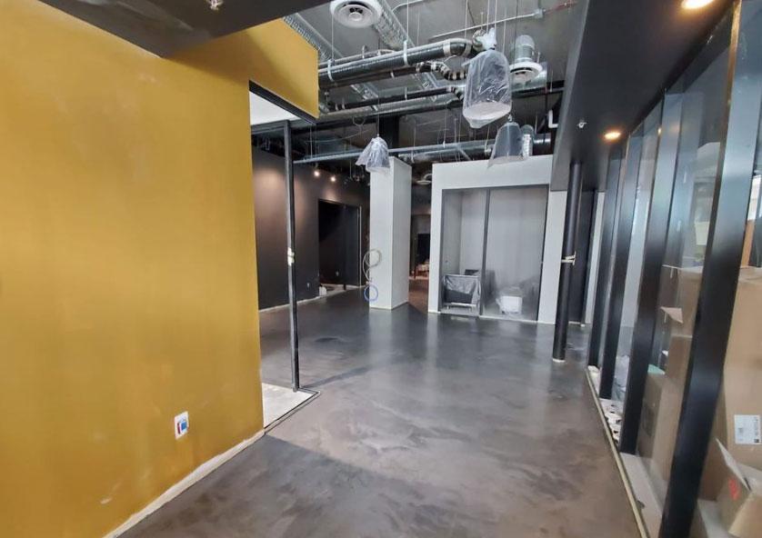 Epoxy Flooring Winipeg