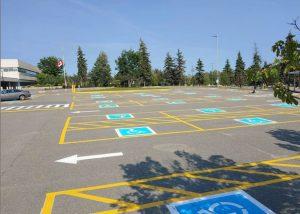 Handicap Line Painting Sudbury